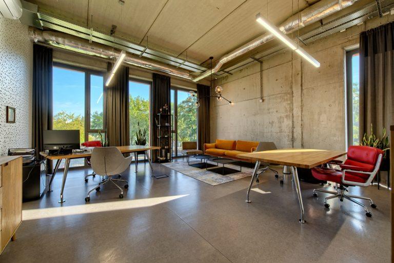 Nowoczesne biuro w Poznaniu