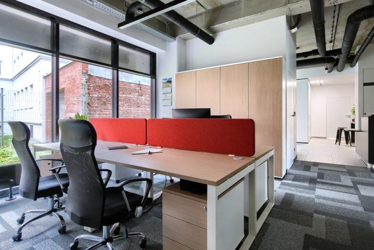 Stylowe biuro w Poznaniu